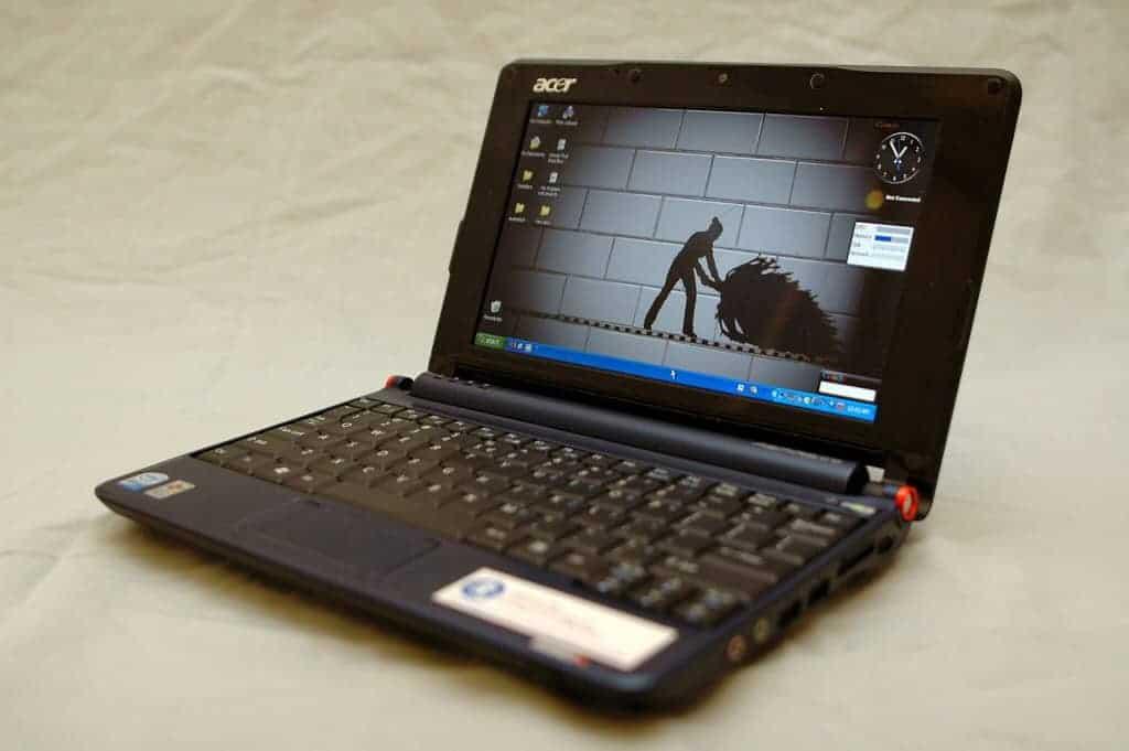 HP Vs Acer